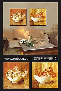 桂花陶瓷装饰画