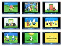 卡通兔子动画