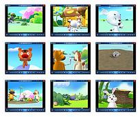 十二生肖动画视频
