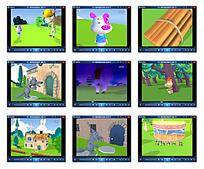 三只小猪动画视频