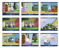 卡通动画小兔子视频