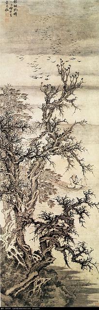 枯古树图片,高清大图_树木枝叶素材