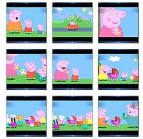 小猪宝宝卡通动画视频mov