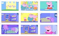 小猪家庭之牙仙动画视频mov