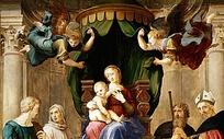 欧洲贵族人物绘画油画jpg