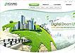 房产公司网页模板