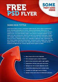 欧美英文版式商业海报PSD素材下载