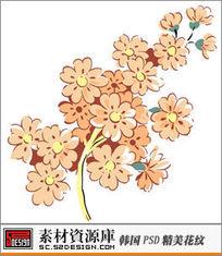 韩国精品花纹020