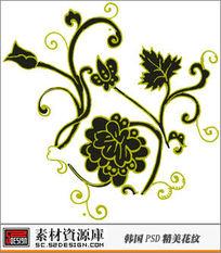 韩国精品花纹005