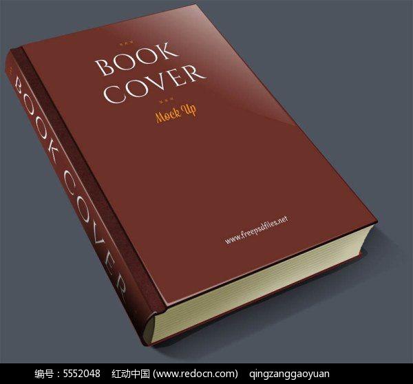 免费素材 psd素材 psd广告设计模板 画册设计 书本封面厚度psd  请您图片