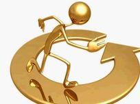 黄金装饰品造型
