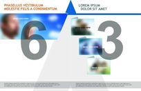 欧美网站界面设计psd素材