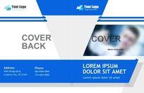 欧美企业psd设计模板下载