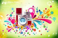 潮流音箱PSD素材免费下载