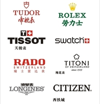 手表品牌标志