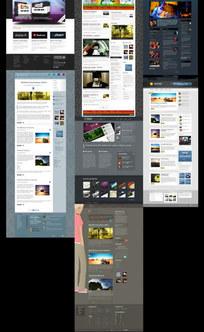 个人博客系统模板 7套漂亮的WordPress
