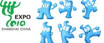 世博会标志与吉祥物-海宝