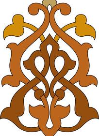 蒙古古代花纹