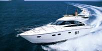 海上私人游艇图片