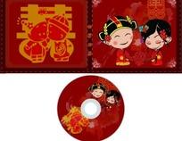 婚庆CD封面