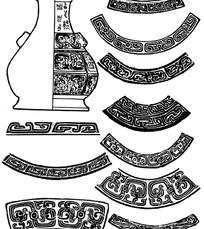古老装饰纹样
