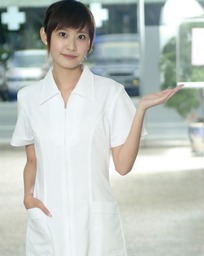 清纯美女护士