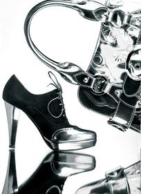 时尚女包和女鞋