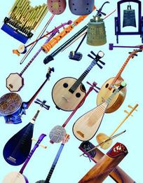 民族乐器素材图片大全