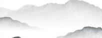 水墨山水(注:高清图片导入CDR)