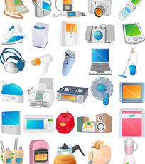 家用电器素材