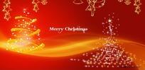 圣诞背景模板
