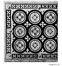 欧式古地毯图案素材