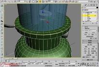 3Dmax编辑多边形修改器(边级别)操作教程