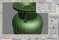 3Dmax编辑多边形修改器(边界级别)操作教程