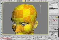 3Dmax编辑多边形修改器(顶点级别)操作教程