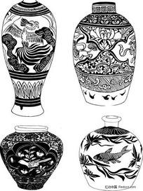 瓷器吉祥图纹