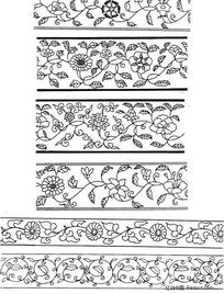 古典纹饰花纹