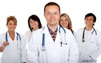 国外的医生团队