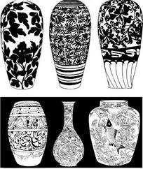 陶瓷图案花纹