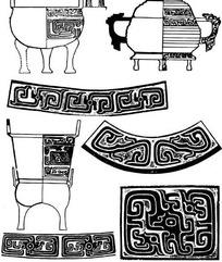 原始纹饰图案