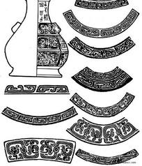 原始装饰性纹饰