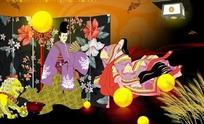 日本古代君王与妇女