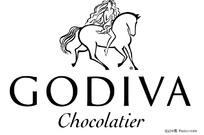 高迪瓦世界著名巧克力标志Godiva(简体)