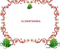 精美圣诞边框素材