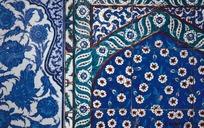 欧洲古典建筑艺术花纹