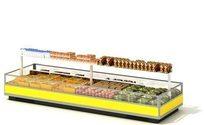 超市物品展示柜3D模型