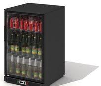 商场啤酒饮料冷冻柜3D模型