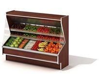 商场水果展示柜3D模型
