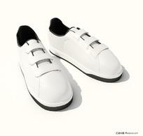 3D精美休闲鞋模型