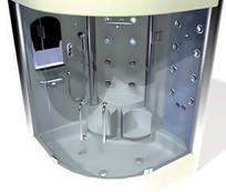 高级淋浴房3D模型